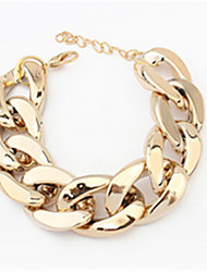 cheap -Chain Bracelet Vintage Cute Party Work Casual Cute Style Fashion Link/Chain Alloy Jewelry Party Costume Jewelry