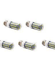 4W E26/E27 LED Corn Lights T 56 SMD 5730 400-500 lm Warm White Cold White 3500/6000 K AC 220-240 V