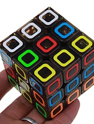 cheap -Rubik's Cube QI YI Dimension 3*3*3 Smooth Speed Cube Magic Cube Puzzle Cube Professional Level Speed Square New Year Children's Day Gift