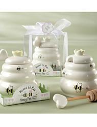 cheap -Wedding Anniversary Birthday Party Tea Party Baby Shower Ceramic Kitchen Tools Tea Party Favors Beach Theme Garden Theme Asian Theme
