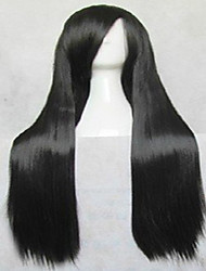 Stylish 5 Colors  Cosplay Wig Synthetic Hair Super Long  Animated Wigs Girl's Cartoon Wigs Party Wigs