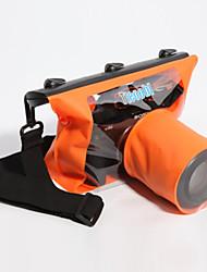 Недорогие -Плавание Водонепроницаемая сумка Чехлы для камер Водонепроницаемость