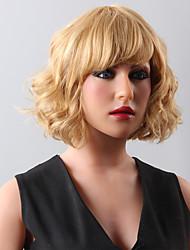 cheap -Human Hair Capless Wigs Human Hair kinky Straight Classic High Quality Capless Wig Daily