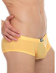 Men's Sexy Underwear Multicolor High-quality Ice Silk Boxers