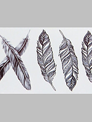 cheap -1 Non Toxic Pattern Waterproof Tattoo Stickers Classic High Quality Daily