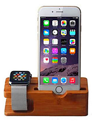 Phone Holder Stand Mount Desk Other Wooden for Mobile Phone Apple Watch Mounts & Holders
