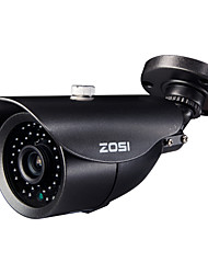 "ZOSI® 1000TVL 1/3"" CMOS IR Cut Camera Outdoor Seurity Camera 42 Led Night Vision 120ft"
