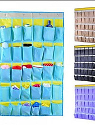 cheap -Storage Bags / Closet Organizers Textile withFeature is Open , For Jewelry / Ties