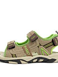 preiswerte -Mädchen Jungen Schuhe Kunstleder Sommer Kinderbett Schuhe Neuheit Sandalen Band-Bindung Klettverschluss Geflochtene Riemchen für