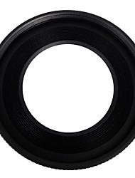 newyi® ES52 de metal capa de lente sombra para Canon EF 40 milímetros ef f / 2.8 STM pancake 52 milímetros substituir Canon ES-52