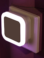 Недорогие -1 ед. Настенный светильник Датчик ПВХ 1 лампа Батарейки не входят в комплект