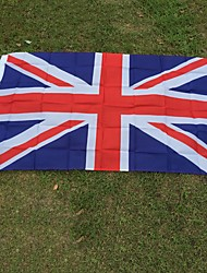 cheap -New 50*190Cm Great Britain United Kingdom Union Jack Flag Uk England British Banner