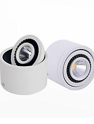 preiswerte -LED Downlights 1 Pfeiler 300lm warmweiß kaltweiß 3000k / 6000k dekorative AC 85-265V