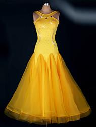 economico -Dovremo ballo da ballo vestito vestito drappeggiato di prestazioni delle donne