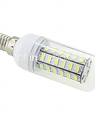 cheap -E14 G9 B22 E26/E27 LED Corn Lights T 48 leds SMD 5730 Warm White Cold White 1000lm 6000-6500K AC 220-240V