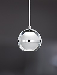 cheap -UMEI™ Globe Pendant Light Ambient Light - LED, 110-120V / 220-240V, Warm White / Cold White, LED Light Source Included / 0-5㎡ / FCC