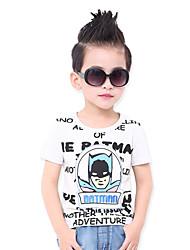 Jungen T-Shirt - Baumwolle Druck Sommer