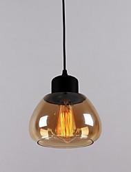 povoljno -Tradicionalni / klasični Privjesak Svjetla Ambient Light - Mini Style, 110-120V 220-240V Bulb not included