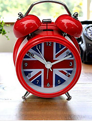 cheap -Cool Britannia Union Jack Alarm Clock - Ethos Novelty Gift Retro