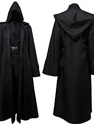 Ispirato da Cosplay Cosplay Anime Costumi Cosplay Abiti Cosplay Tinta unita Manica lunga Top Pantaloni Corsetto Cintura Mantello Per Uomo