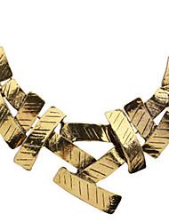 Женский Заявление ожерелья Жемчужные ожерелья Жемчуг Сплав Мода Массивные украшения Симпатичные Стиль европейский бижутерия Бижутерия