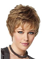 billige -Syntetiske parykker Krøllet Syntetisk hår Paryk Dame