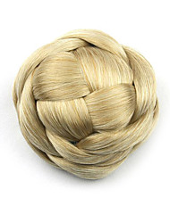 Недорогие -курчавые курчавые золота европы невесты человеческих волос монолитным парики шиньоны g660205 1003
