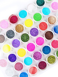 45 Manucure Dé oration strass Perles Maquillage cosmétique Nail Art Design