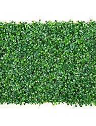 cheap -60x40CM Simulation Little Grass Plant Wall Decorate Rectangle