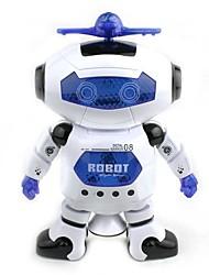 Robotar, monster och rymdlek...