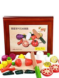 Недорогие -большой деревянный ящик фруктов и овощей серьезно, деревянные детские игровые дома, магнитные игрушки