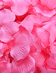 cheap -Set of 100 Petals Rose Petals Table Decoration (Assorted Color) Peacock Wedding
