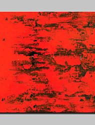baratos -grandes pintados à mão pintura a óleo abstrata moderna sobre tela foto arte da parede, com quadro esticado pronto para pendurar