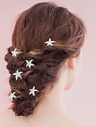 pearl hair pin headpiece stile femminile classico