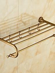 economico -Mensola del bagno Antico Ottone 1 pezzo - Bagno dell'hotel Matrimoniale