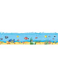 Animais / Desenho Animado / Palavras e Citações / Romance / Moda / Feriado / Paisagem / Formas / Fantasia Wall StickersAutocolantes de