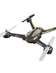 Недорогие -RC Дрон WLtoys X252 10.2 CM 6 Oси 2.4G Квадкоптер на пульте управления FPV / Возврат Oдной Kнопкой / Авто-Взлет Квадкоптер Hа пульте Yправления / Пульт Yправления / Камера / Прямое Yправление