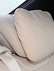 abordables -1pcs cou de voiture coussin de siège d'appui-tête pour la série de benz
