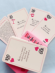 Bachelorette Party Dare to Do It Activities Game Cards Party Inspirations