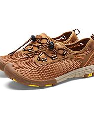 Žene Cipele Til Proljeće Ljeto Jesen Udobne cipele Planinarenje Cipele za vodu Ravna potpetica za Vanjski Sive boje Braon Zelen