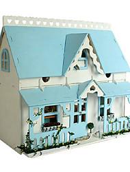 Недорогие -Чи весело дома поделок дома хижина романтическая сцена серии домик х-009 ручной работы идеи подарков