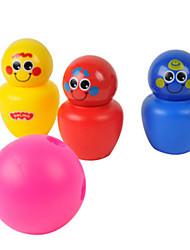 Недорогие -Novelty & Gag Toys Plastic Детские спортивные снаряды Детские игры с ракеткой Веселье пластик Детские Взрослые Универсальные Мальчики Девочки Игрушки Подарок