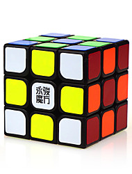 cheap -Rubik's Cube YongJun Smooth Speed Cube 3*3*3 Megaminx Magic Cube Professional Level Speed ABS Square New Year Children's Day Gift