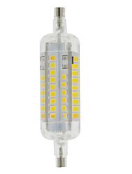 3W R7S LED Corn Lights T 60 leds SMD 2835 Waterproof Decorative Warm White Cold White 250-300lm 3000-6500K AC 220-240V