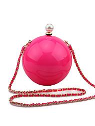 economico -Donna Sacchetti Altro tipo di pelle Borsa da sera Perle di imitazione Ciondoli/gioielli per Matrimonio Serata/evento Formale Inverno