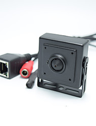 OEM di fabbrica 1,3 MP Mini Al Coperto with Giorno NotteSensore di movimento / Dual stream / Accesso Remoto / Plug-and-Play)