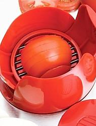 Недорогие -новинка кухонный инвентарь из нержавеющей стали ручной томатный нож для фруктов и овощей резак измельчитель