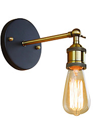 preiswerte -Mini-Wand-Leuchte industrielle retro rustikalen Loft antike Wandlampe Edison Vintage-Rohr Wandleuchte