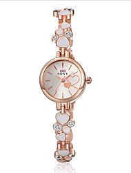 cheap -Women's SOXY Love Luxury Brand Quartz Dress Wristwatch Diamond Dial Fashion Bracelet Watches(Assorted colors) Cool Watches Unique Watches