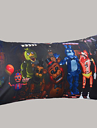 cheap -Discount Cartoon Pillowcase For Kids Five Nights at Freddy Bedding Decorative 20inchx30inch Pillow Case New Year Gift